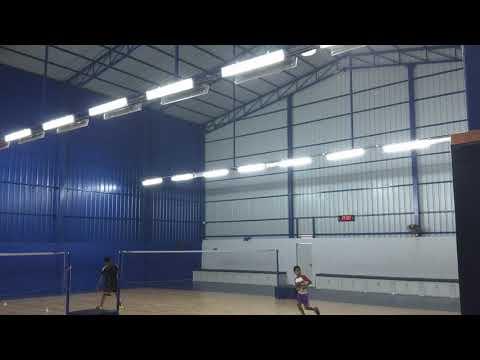 Badminton Shuttle Court Shed