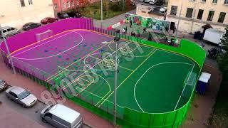 видео товара Резиновая краска суперпрочная для бетона