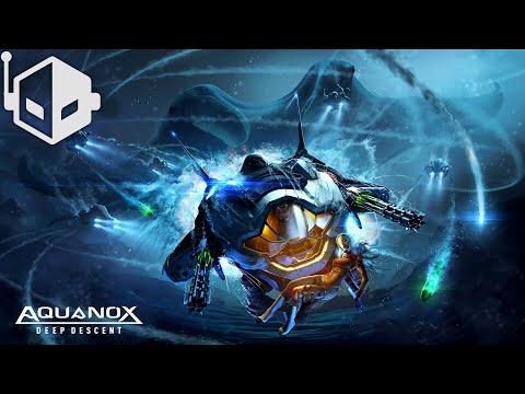 Gameplay de Aquanox Deep Descent