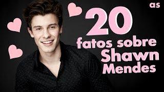 20 Curiosidades sobre Shawn Mendes