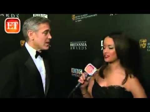 Clooney Retorts  Sandra Calls Me Every Night Drunk   ETonline com