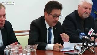 Skupna novinarska konferenca županov sedmih prleških občin