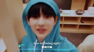 Vietsub | Vlog Một ngày của Châu Chấn Nam (Sáng Tạo Doanh 2019)