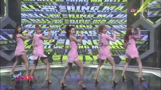 Simply K-Pop - ♬ Two X - Ring Ma Bell