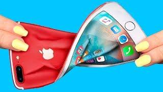 8 антистресс чехлов для телефона, планшета и ноутбука