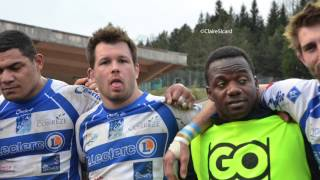 preview picture of video 'SC Tulle Corrèze - CA Lormont - Le match du maintien'