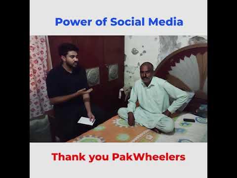 Fakhar e Pakistan | Hero of petrol pump fire incident | Thank you PakWheelers