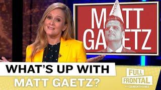 Matt Gaetz and The Republican Double Standard