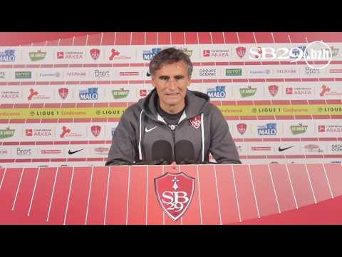 Brest - Lyon | Conférence de presse d'avant-match