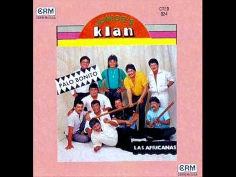 Los Junior Klan Las Africanas (Album Completo)