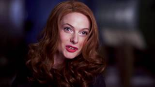 "THE GREATEST SHOWMAN ""Jenny Lind"" Behind The Scenes Interview   Rebecca Ferguson"