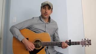 I Was Jack (You Were Diane) Jake Owen   Guitar Lesson | Tutorial