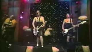 Bowling For Soup -  High School Never Ends on Regis and Kelly