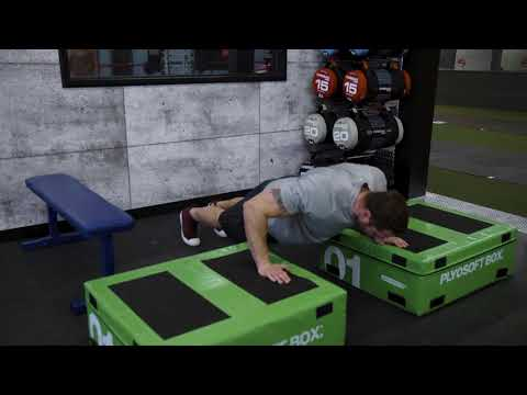 Over Stretch Push Up