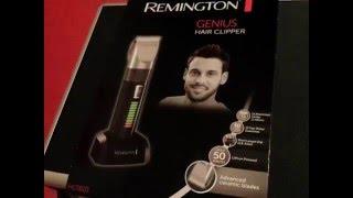Remington GENIUS HC5810 test