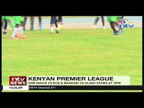 Gor Mahia Vs KCB || Kenya Premier League