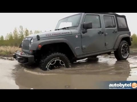 2013 Jeep Wrangler Unlimited Rubicon 10th Anniversary Video Review