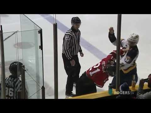 Stepan Machacek vs. Jack Duff