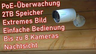 Reolink HD-Überwachungskamera