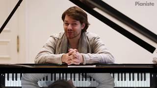 Masterclass Bach / Busoni - David Fray - Pianiste n°113