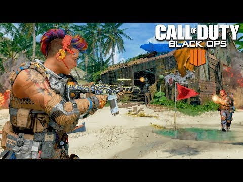 NOAH PLAYS COD! (Call of Duty Black Ops 4)