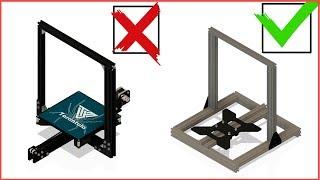 Замена Рамы на Tevo Tarantula ИЛИ 3Д Принтер Своими Руками фото