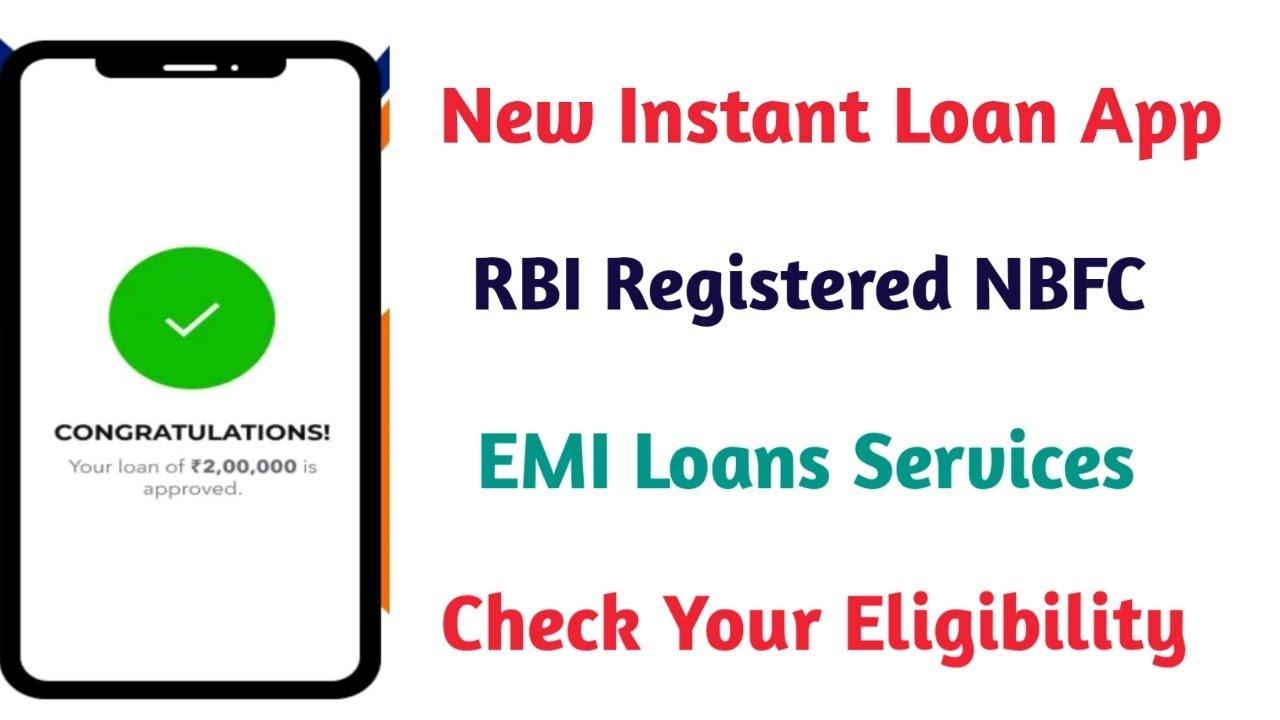 New Immediate Personal Loan 2021|RBI Registered NBFC Loans|EMI Loan App|New Loan App 2021| thumbnail