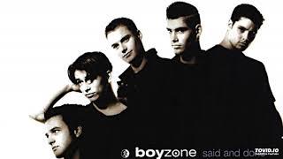 Boyzone - I`ll Be There, 1995 Said & Done