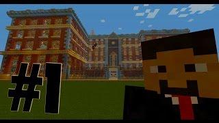 "Minecraft - Школа ""1 серия"" - Сериал"