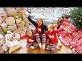 Download Video CHRISTMAS MORNING OPENING PRESENTS - MEGA SHOCK REACTION! VLOGMAS DAY 26!