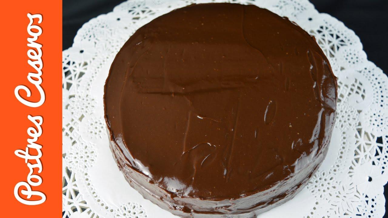 Ganaché o cobertura de chocolate | Javier Romero