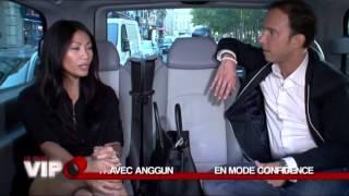 En mode VIP avec Anggun on NRJ12