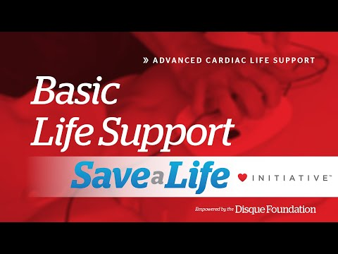 3a. Basic Life Support, Advanced Cardiac Life Support (ACLS ...