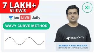 JEE Mains: Wavy Curve Method Lecture | Unacademy JEE | IIT JEE Mathematics | Sameer Chincholikar - Download this Video in MP3, M4A, WEBM, MP4, 3GP