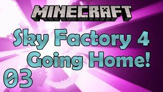 Necraft Sky Factory 4 Part 3 – Meta Morphoz
