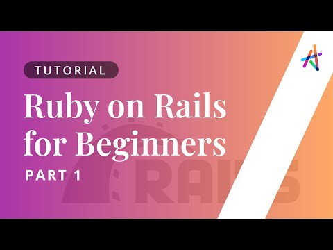Ruby on Rails - Part 1   Ruby on Rails Tutorial   Ruby on Rails Course