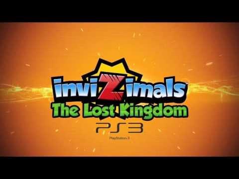 Видео № 0 из игры Invizimals: Затерянный мир (Б/У) [PS3]