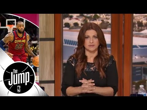 LeBron James and Cavaliers moving in right direction before NBA playoffs   The Jump   ESPN