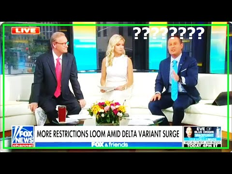 """Fox Hosts CLASH On Vaccines: """"It's Not The Government's Job To Protect Anybody!"""""""