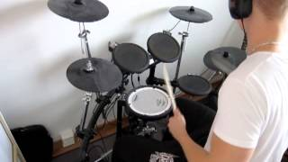 Apulanta   Liikaa drum cover