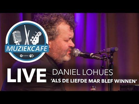 GEANNULEERD - Daniël Lohues
