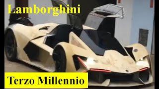(P2) Lamborghini Terzo Millennio Replica | Surface Treatment.