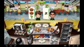 Кухонная Лихорадка Пекарня Полный Апгрейд/ Cooking Fever Bakery  Fully Upgraded