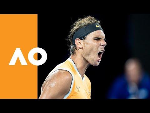 6f7a51a9 The master prevails: Flawless Nadal floors Tsitsipas | Australian Open 2019