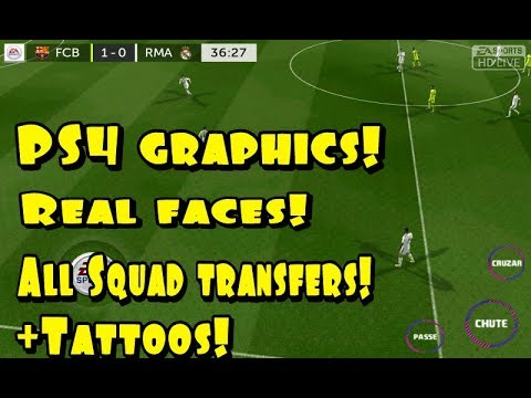 FTS 20 MOD PES 2019 Andrpid OFFLINE Best Graphics PS4 Camera