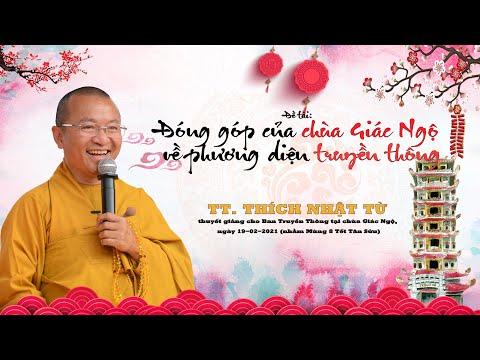 Đóng góp của chùa Giác Ngộ về phương diện truyền thông
