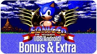 Sonic CD (iOS) Bonus & Extras