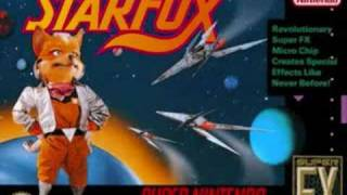 Star Fox  Snes  Corneria Music