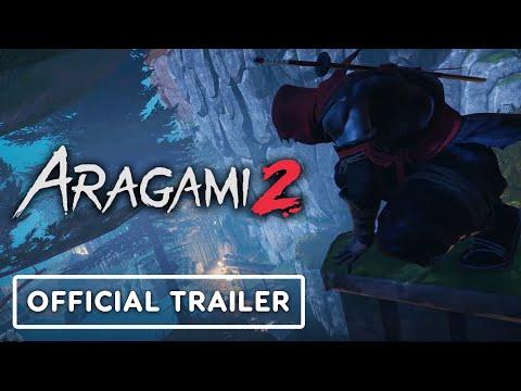 Trailer d'annonce de Aragami 2