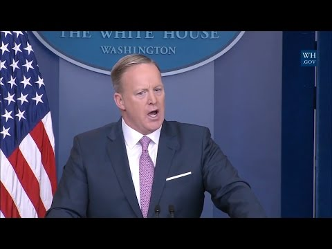 Sean Spicer Defends Inauguration Numbers At His First Press Conference